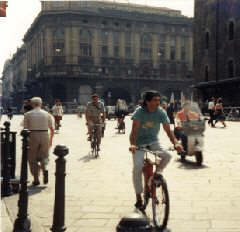 bologna walking & cycling